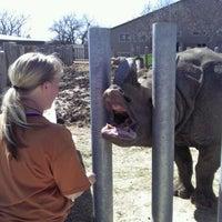 Photo taken at Tanganyika Wildlife Park by Mike S. on 3/29/2012