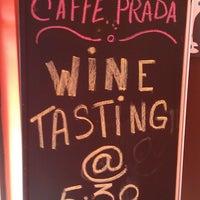 Photo taken at Caffe Prada by Richard C. on 7/20/2012