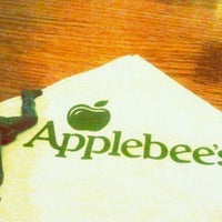 Photo taken at Applebee's Neighborhood Grill & Bar by Steven W. on 5/15/2012