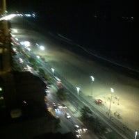 Photo taken at Marina Palace Rio Leblon by Fernando A. on 4/17/2012