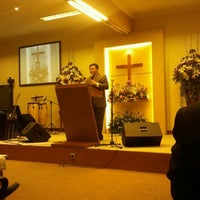 Photo taken at GBI Danau Bogor Raya by Lia O. on 8/4/2012