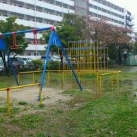 Photo taken at やまぶき公園 by shunkit2 @. on 4/14/2012