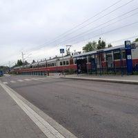 Photo taken at VR Oulunkylä by Keysoon P. on 5/30/2012
