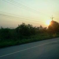Photo taken at บ้านบึง by สมชาย จ. on 2/20/2012