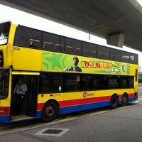 Photo taken at Tung Chung Station Bus Terminus by Tham ⚽. on 2/11/2012
