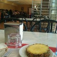 Photo taken at Cafetería Bioloxía - Matemáticas by Antía C. on 2/17/2012