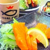 Photo taken at Sushi King by Eymirsya E. on 4/23/2012