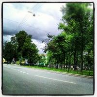 Снимок сделан в Площадь Тургенева пользователем Руслан С. 8/20/2012