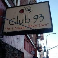 Foto tirada no(a) Club 93 por Jason S. em 3/23/2012