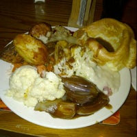 Photo taken at Toby Carvery by Anne L. on 3/13/2012