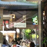 Photo taken at Dinette by Levent K. on 7/1/2012