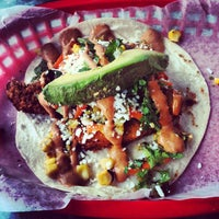 Photo taken at Torchy's Tacos by Caitlyn B. on 5/9/2012