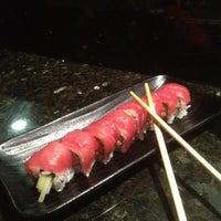 Photo taken at Sushi by H by Stephen on 8/9/2012