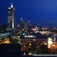 Photo taken at Renaissance Atlanta Midtown Hotel by Aaron L. on 4/13/2012