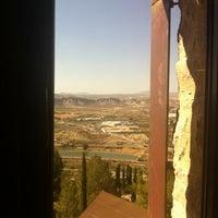 """Photo taken at Parador de Turismo """"Castillo de Lorca"""" by José Antonio G. on 7/17/2012"""