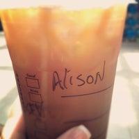 Photo taken at Starbucks by Alyssa H. on 8/12/2012