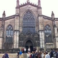Foto tomada en St. Giles' Cathedral por Russell C. el 8/31/2012