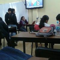Photo taken at FCA UAEMex, CU by Xochitl F. on 9/10/2012