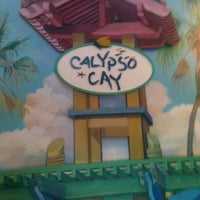 Photo taken at Calypso Cay Resort by Neil M. on 4/7/2012