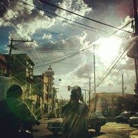 Photo taken at Rua da Mooca by Vicente C. on 4/5/2012