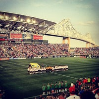 Photo taken at Talen Energy Stadium by Patrick R. on 5/27/2012