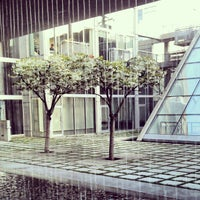 Photo taken at Waterfall Building by VlΩdimir on 4/15/2012