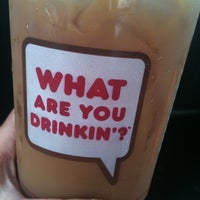 Photo taken at Dunkin Donuts by Shelby S. on 5/31/2012