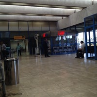 Photo taken at Terminal 2 by Fabio A. on 9/4/2012