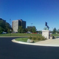 Photo taken at Student Center by Shanell S. on 9/10/2012