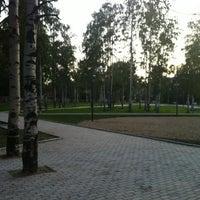Photo taken at Березовая Роща by Илья Б. on 7/5/2012