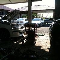 Photo taken at Workshop Aki by Tengku H. on 4/10/2012
