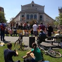 Das Foto wurde bei Gärtnerplatz von Michael S. am 5/19/2012 aufgenommen