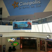 Photo taken at Cinépolis by Jorge Alberto C. on 7/1/2012