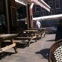 Photo taken at Café Bax by Joop B. on 5/22/2012