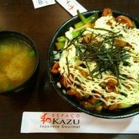 Foto tirada no(a) Espaço Kazu por Yu M. em 9/8/2012