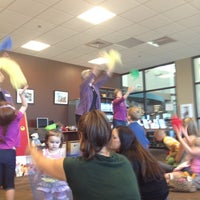 Photo taken at Lincoln Public Library by Marissa K. on 8/23/2012