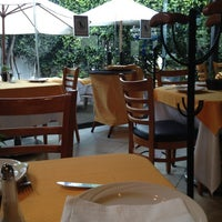 Photo taken at Los Almendros by David G. on 4/1/2012