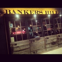 Photo taken at Bankers Hill Bar & Restaurant by Keaton O. on 4/4/2012
