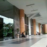 Photo taken at Perpustakaan Daerah by Ratih S. on 6/12/2012