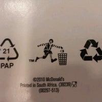Photo taken at McDonald's by Carolina on 5/27/2012