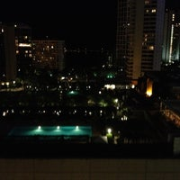 Photo taken at Fortune House Hotel by Rodrigo M. on 4/13/2012