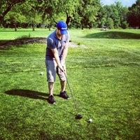 Photo taken at Pelham Bay & Split Rock Golf Course by J Crowley on 5/28/2012