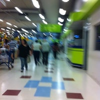 Photo taken at Carrefour by Fernando C. on 7/7/2012