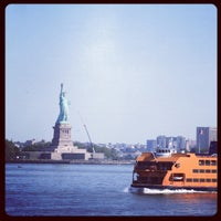 Photo taken at Staten Island Ferry Boat - Spirit Of America by Michael R. on 6/23/2012