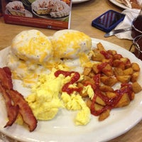 Photo taken at Perkins Restaurant by Ashley on 9/1/2012