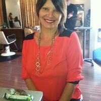 Photo taken at Salon Tonic by Lisa K. on 8/30/2012