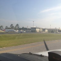 Photo taken at Georgetown County Airport (GGE) by Harry B. on 7/10/2012