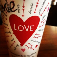 Photo taken at Starbucks by Jaime M. on 2/9/2012