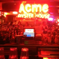 Photo taken at Acme Oyster House by Heathor K. on 5/26/2012