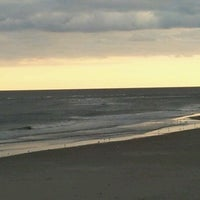 Photo taken at Tybee Island by Donna N. on 3/25/2012